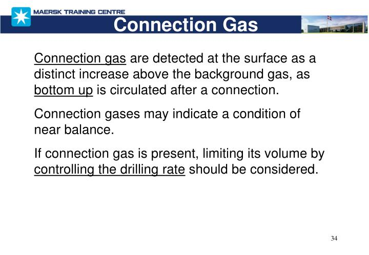 Connection Gas
