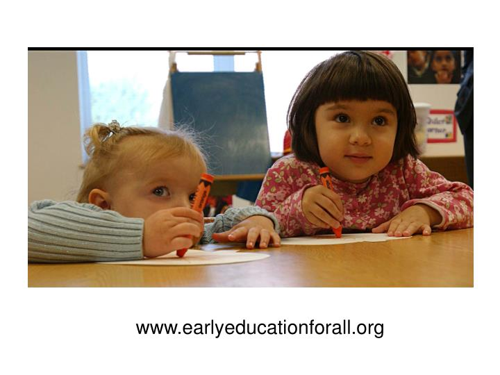 www.earlyeducationforall.org