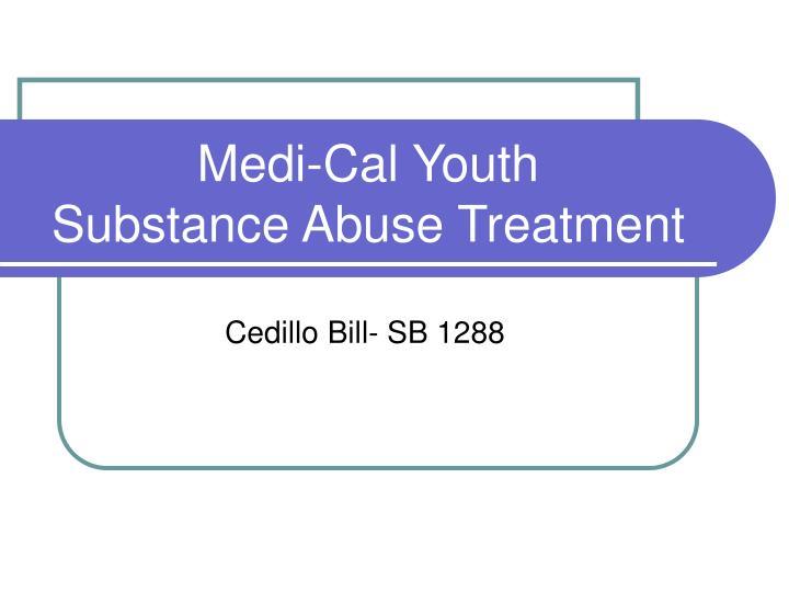 Medi-Cal Youth