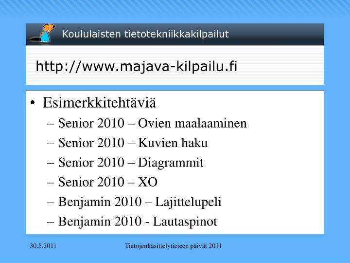 http://www.majava-kilpailu.fi