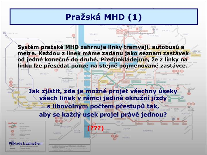 Pražská MHD (1)