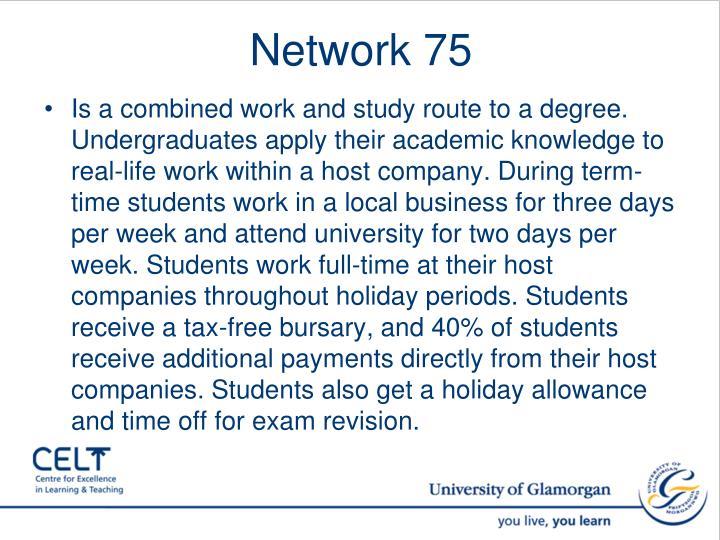 Network 75