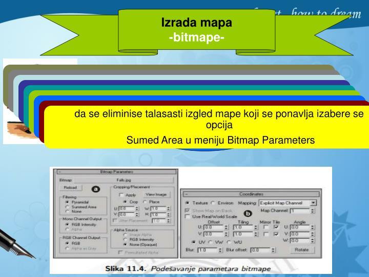 Otvori se prozor Material/Map Browser