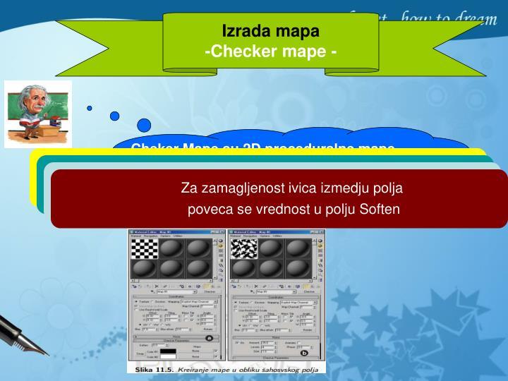 Otvori se Material/Map Browser i selektuju se polja