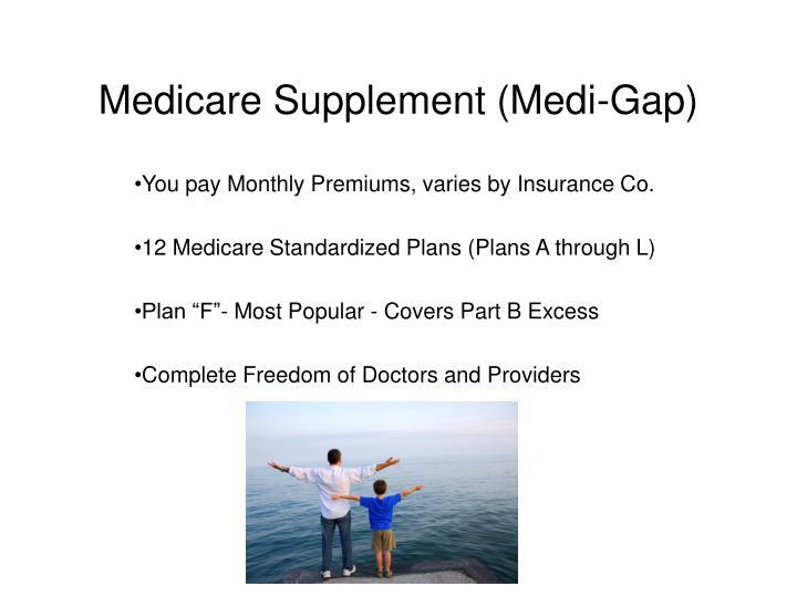 Medicare Supplement (Medi-Gap)