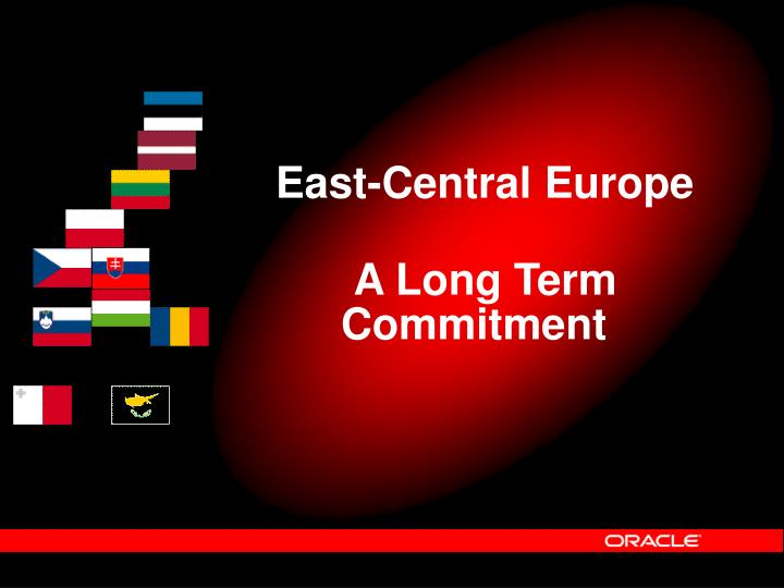 East-Central Europe