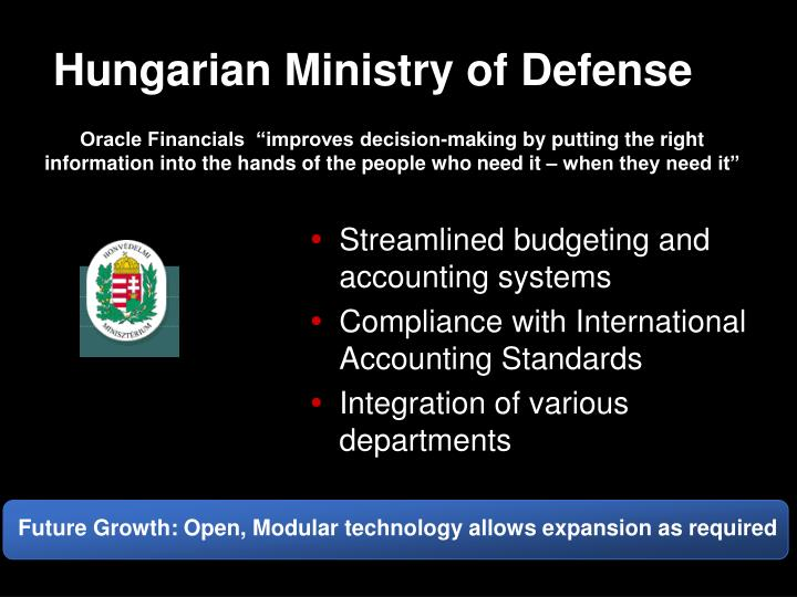 Hungarian Ministry of Defense