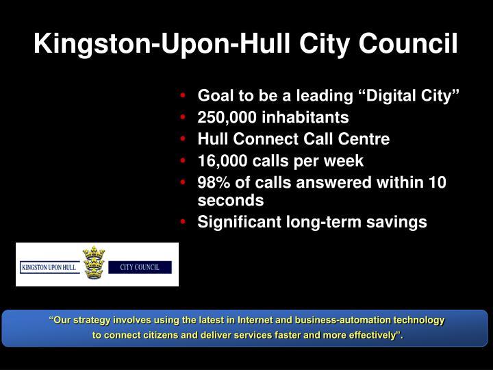 Kingston-Upon-Hull City Council