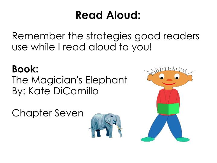 Read Aloud:
