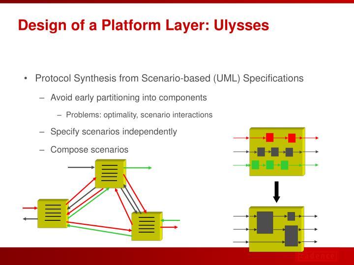 Design of a Platform Layer: Ulysses