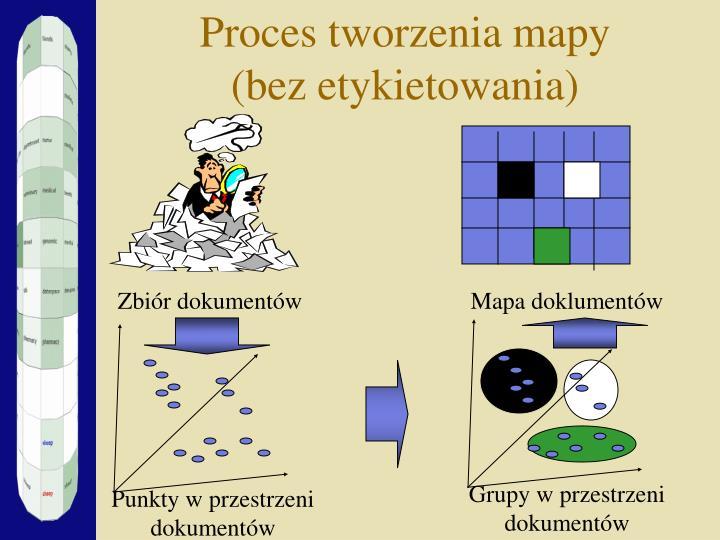 Proces tworzenia mapy