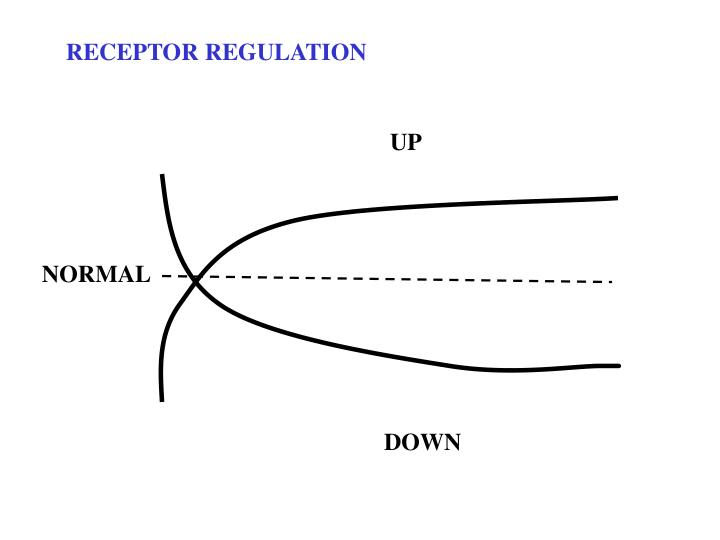 RECEPTOR REGULATION
