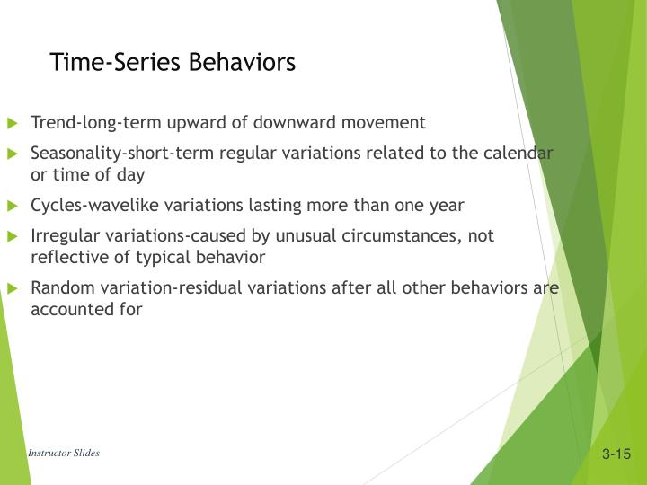 Trend-long-term upward of downward movement
