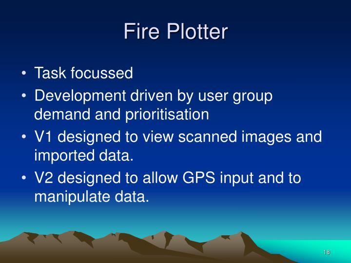 Fire Plotter