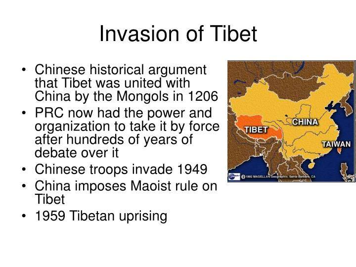 Invasion of Tibet