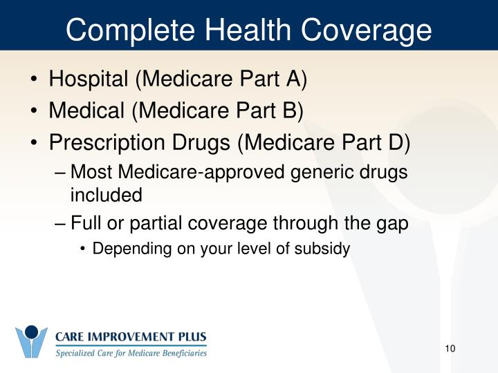 Complete Health Coverage