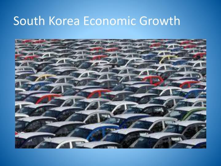 South Korea Economic Growth
