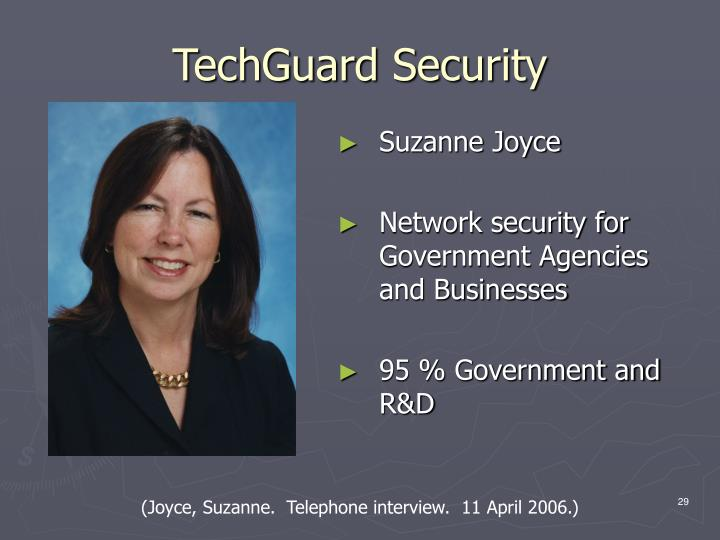 TechGuard Security
