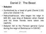 daniel 2 the beast1
