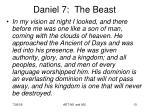 daniel 7 the beast6