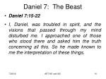 daniel 7 the beast7