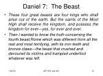 daniel 7 the beast8