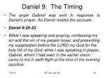daniel 9 the timing1