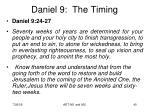 daniel 9 the timing3
