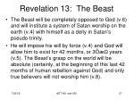 revelation 13 the beast18