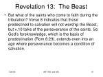 revelation 13 the beast22