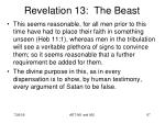 revelation 13 the beast28