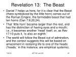 revelation 13 the beast7