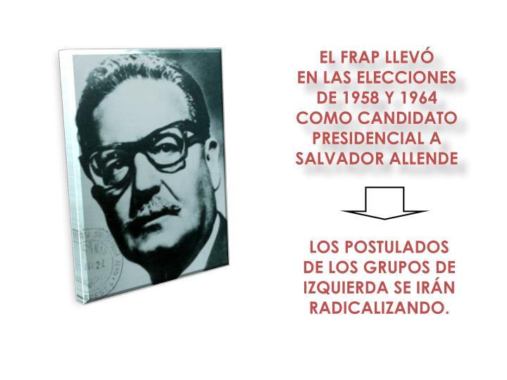 EL FRAP LLEVÓ