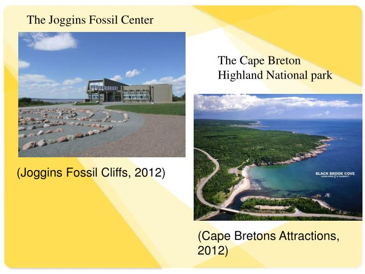 The Joggins Fossil Center