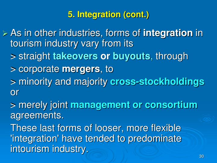 5. Integration (cont.)