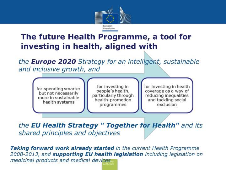 The future Health