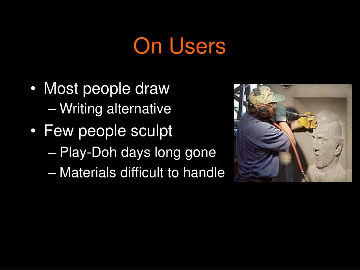 On Users