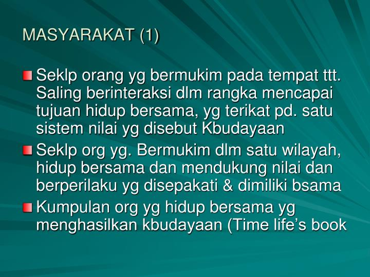 MASYARAKAT (1)