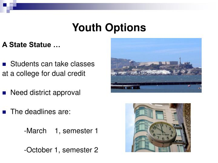 Youth Options