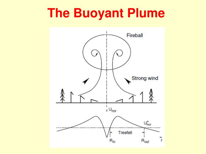 The Buoyant Plume