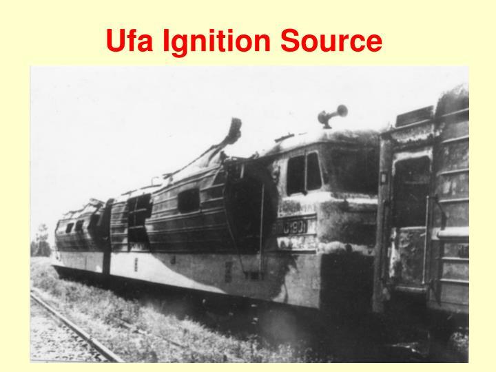 Ufa Ignition Source