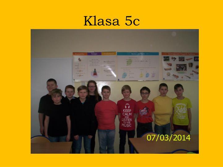 Klasa 5c