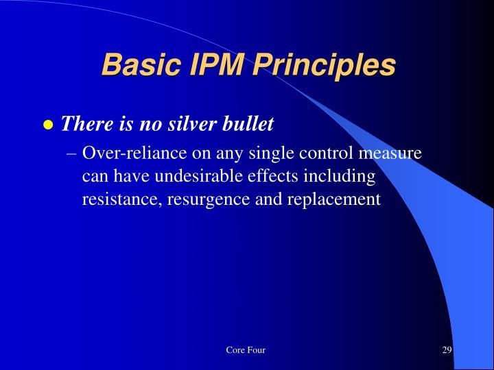 Basic IPM Principles