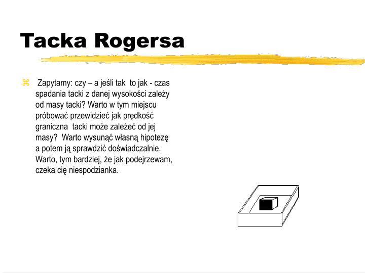 Tacka Rogersa