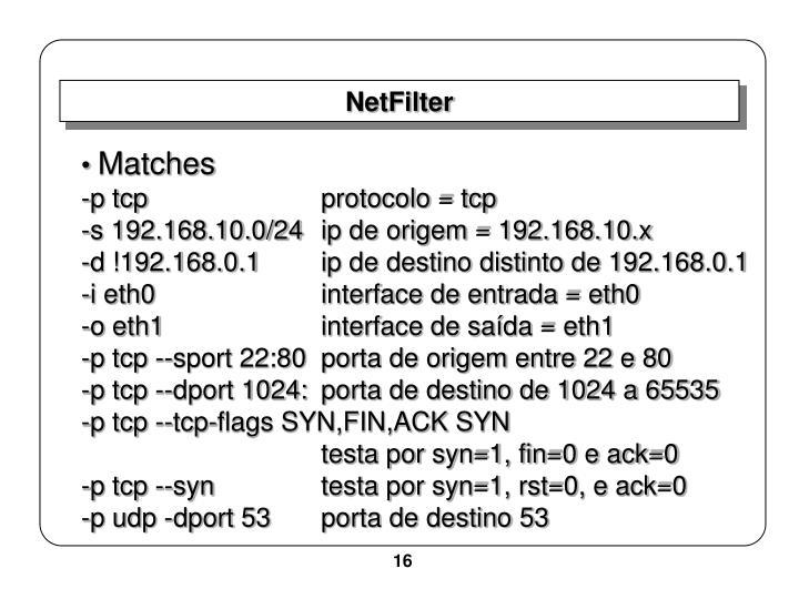 NetFilter