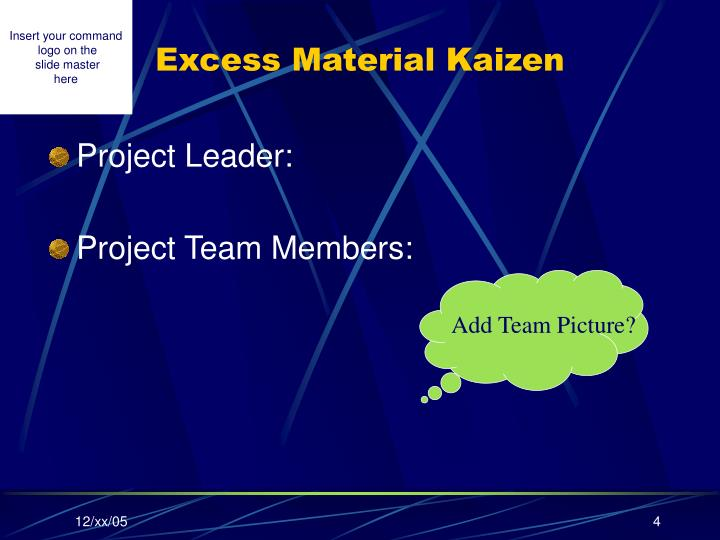 Project Leader: