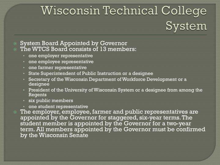 Wisconsin Technical College System