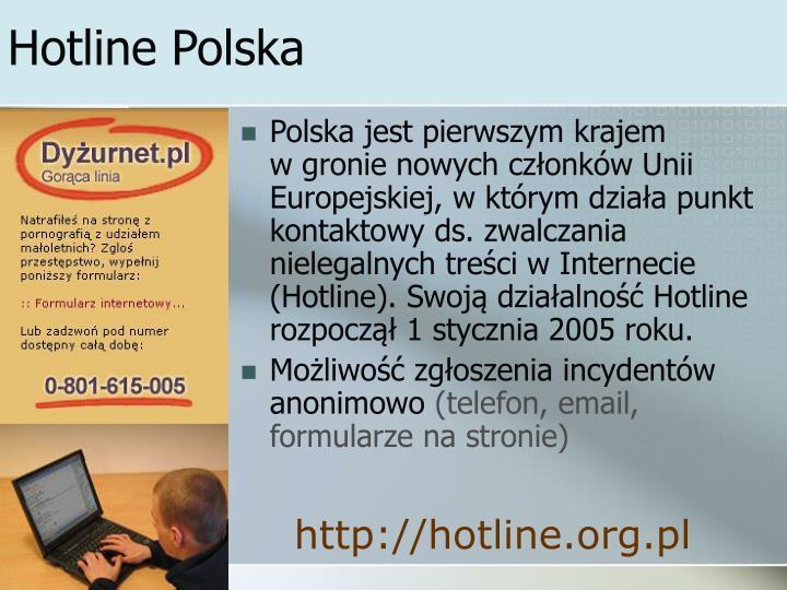Hotline Polska