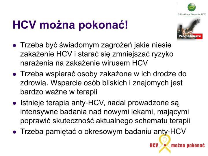 HCV można pokonać!