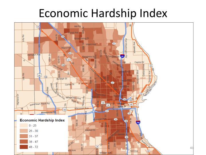 Economic Hardship Index